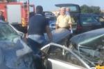 Incidente stradale alle porte di Gela: un morto e tre feriti