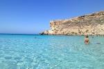 Isola dei Conigli a Lampedusa