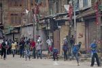 Proteste e scontri in Kashmir per l'arresto del leader separatista