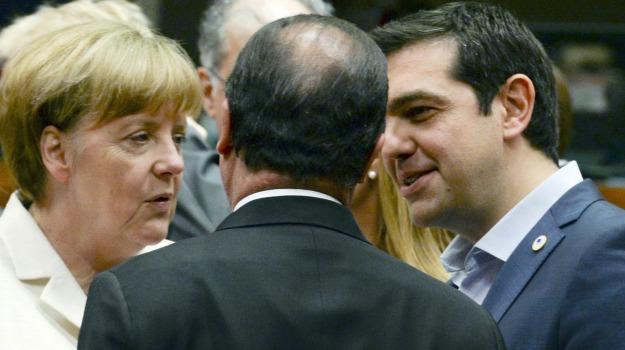 Atene, Grecia, salvataggio, Angela Merkel, Sicilia, Archivio