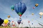 Per sport o evento romantico: in Italia tutti pazzi per la mongolfiera