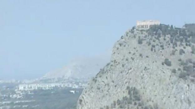 mondello, monte pellegrino, Palermo, Cronaca
