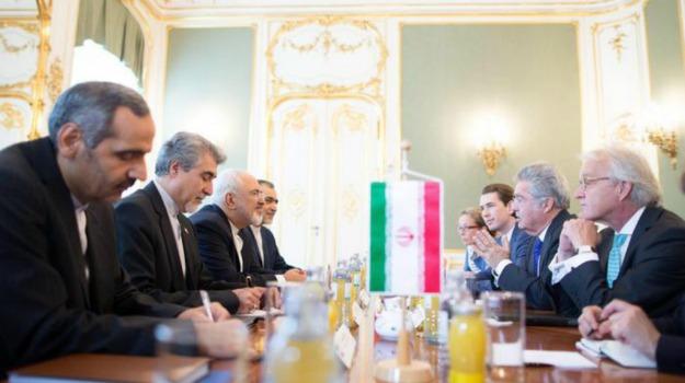 accordo, Iran, nucleare, USA, Sicilia, Mondo