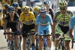 Tour de France, vince Plaza Nibali recupera su Froome