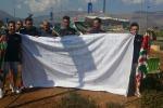 Auchan di Carini, protesta dei lavoratori al Poseidon