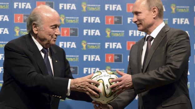 Calcio, fifa, Russia, Sicilia, Mondo