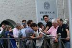 Caso Yara, parte il processo a Bossetti: tanti i curiosi in Tribunale - Foto