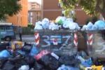 Mazara ripiomba nell'emergenza rifiuti