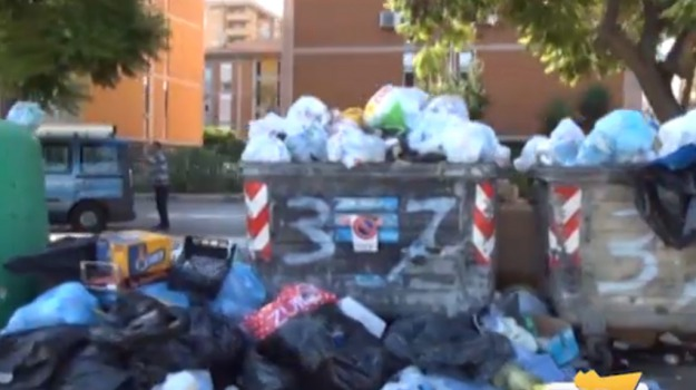 emergenza, mazara, rifiuti, Trapani, Cronaca
