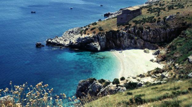 riserva dello Zingaro, turista soccorso zingaro, Trapani, Cronaca