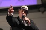 Divo di Hollywood sbarca in Sicilia: Robert Davì diventa cittadino onorario di Torretta - Foto