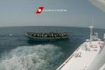Porto Empedocle, in arrivo 661 migranti soccorsi nel Canale di Sicilia