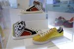 Le sneakers in mostra a Brooklyn: origini e storia delle scarpe da ginnastica - Foto