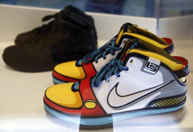 pretty nice e8339 92ee9 Le sneakers in mostra a Brooklyn: origini e storia delle ...