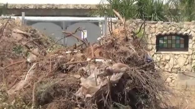 demolizioni licata, Agrigento, Cronaca