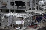 Esplosioni contro 5 automezzi di Hamas: si riaccendono gli scontri a Gaza
