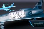 """Roma-New York in 2 ore: possibile con il """"super aereo"""""""