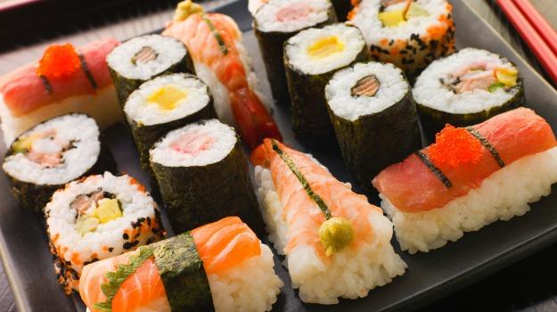cucina giapponese, sushi, Sicilia, Società