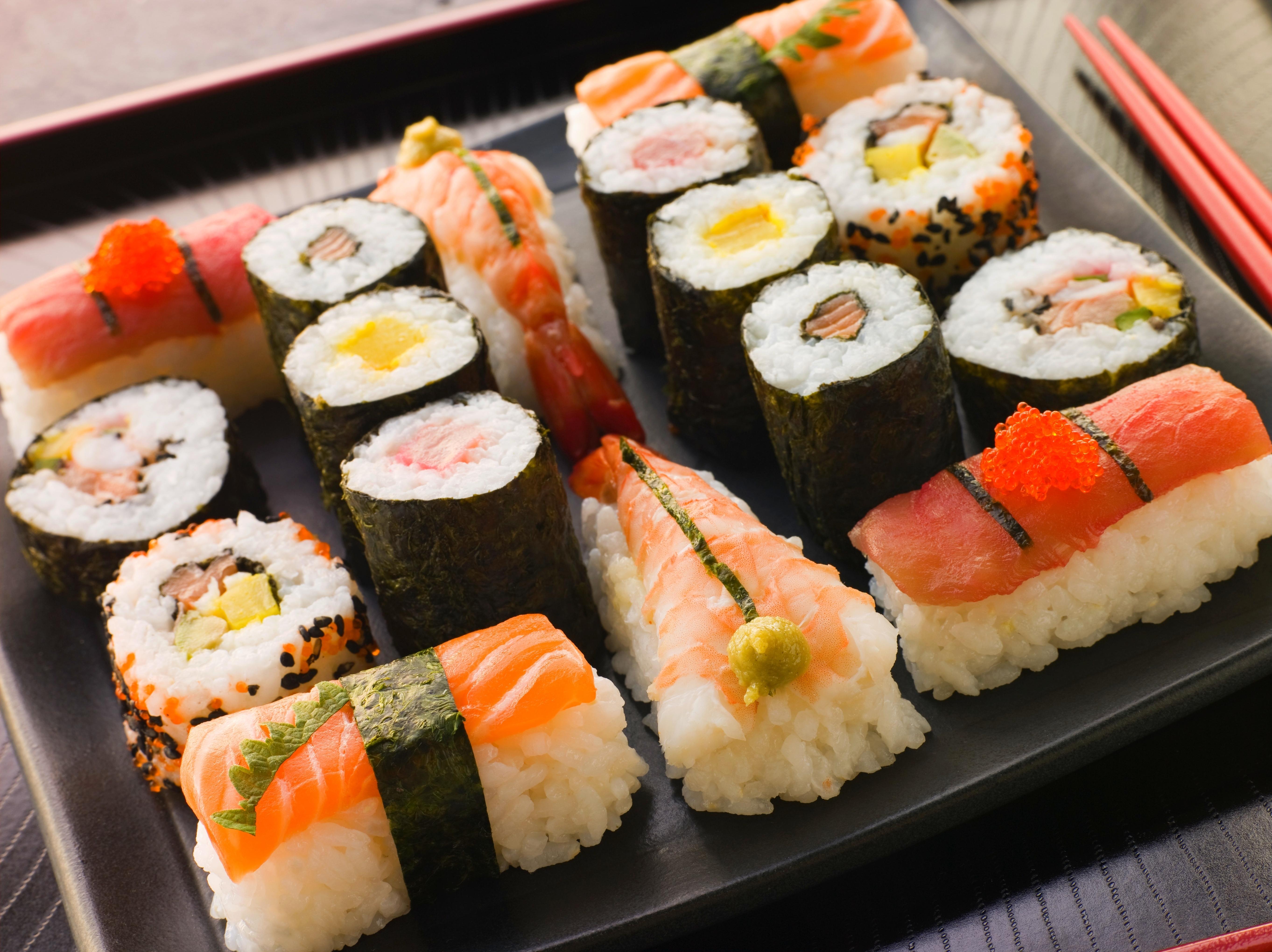 La cucina preferita dagli italiani quella giapponese le for Cucine giapponesi
