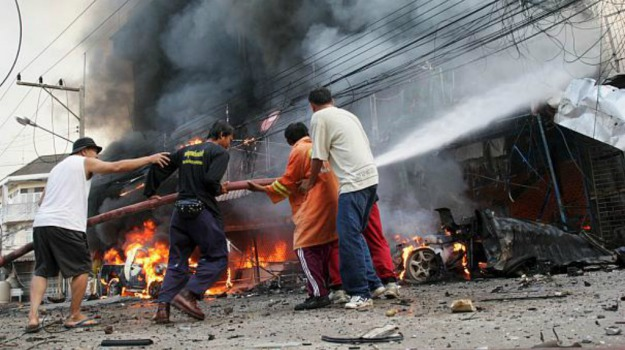 attentati, Thailandia, vittime, Sicilia, Mondo
