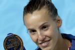 """L'oro mondiale di Tania Cagnotto: """"E' un sogno che si realizza"""" - Video"""