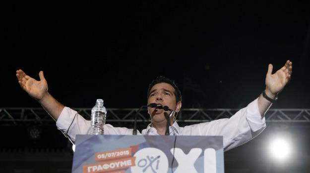 Crisi, Grecia, referendum, Alexis Tsipras, Sicilia, Mondo