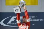 Magia Ferrari in Ungheria, Vettel: dedicato a Bianchi. Il video del trionfo