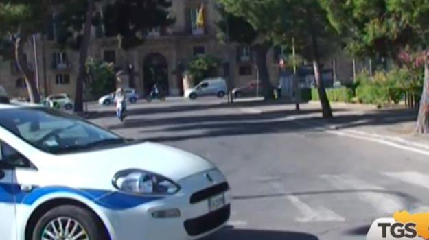 auto, multe, vigili, Palermo, Cronaca