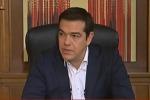 Tsipras in tv difende il suo piano: ma l'Ue è stata vendicativa e attacca Varoufakis. Giallo sulle baby pensioni