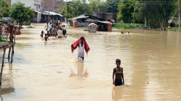 alluvioni, india, Kashmir, piogge, vittime, Sicilia, Mondo
