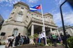 Usa-Cuba, riaprono le ambasciate: issate le prime bandiere