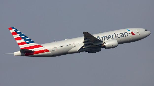 aereo, Aeroporto, allarme terroristico, American Airlines, boing, Carolina del sud, USA, Sicilia, Mondo