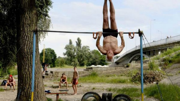 anziani, atleti, benessere, corpo, sport, Sicilia, Vita