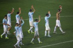 Paraguay travolto, Argentina in finale