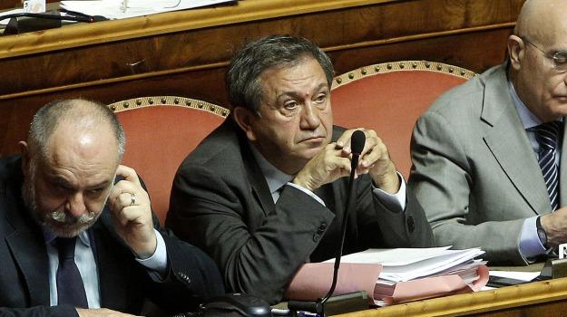 Arresti domiciliari, ncd, Senato, voto, Antonio Azzollini, Sicilia, Politica