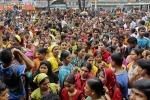 Ressa alla consegna di regali di beneficenza, 23 morti in Bangladesh