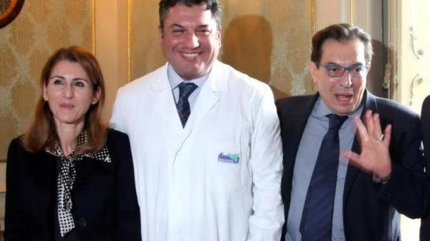 Lucia Borsellino, Matteo Tutino, Rosario Crocetta, Sicilia, Cronaca
