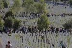 Commemorazione genocidio di Srebrenica: in 50mila alla cerimonia