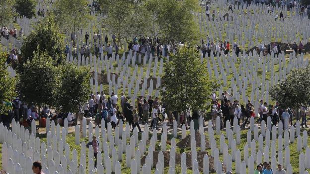 1995, Bosnia, commemorazione, genocidio, Sarajevo, Srebrenica, Sicilia, Mondo