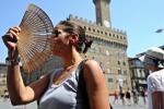 """Italia """"rovente"""", bollino rosso per il weekend"""