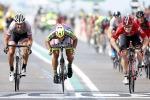 Tour de France: tappa a Greipel, Nibali perde più di un minuto