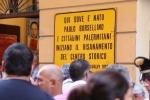 """Borsellino, inaugurata a Palermo la """"Casa di Paolo"""" - Video"""