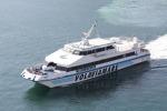 Ustica, aliscafo guasto: in arrivo un nuovo catamarano