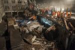 Tragedia in Cina, crolla una fabbrica di scarpe: 13 vittime
