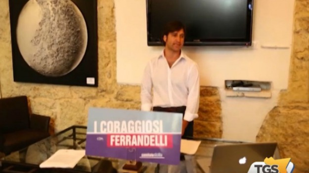 pd, presentazione, Fabrizio Ferrandelli, Sicilia, Politica