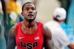"""Senza Bolt a Losanna l'americano Gatlin vola sui 100 in 9"""" e 75"""