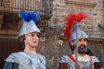 Mistretta, i giganti Mitia e Kronos volano a Expo