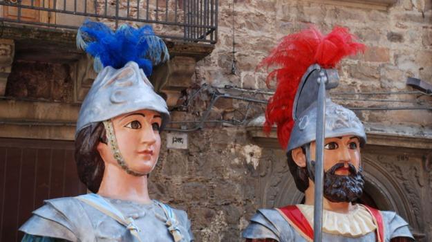 expo, giganti, kRONOS, Mistretta, Mitia, Messina, Cultura
