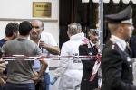 """Gioielliere ucciso a Roma, Alfano: """"Fermato un uomo"""""""