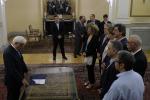 Giurano i neo-ministri, nuovo Governo entra in carica. Lunedì riaprono le banche